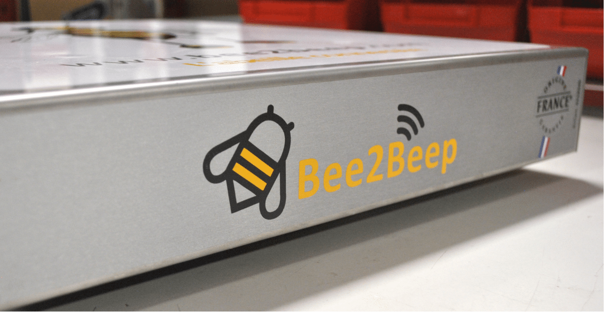 url actualite timber Le pèse ruche avec Bee2Beep